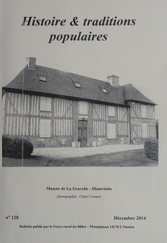 Histoire et traditions populaires n°128