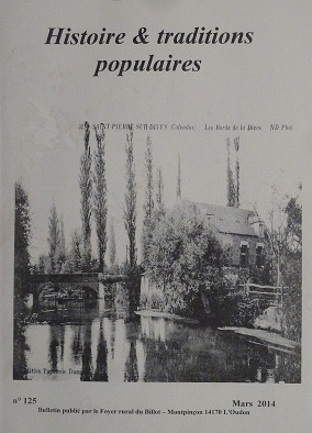 Histoire et traditions populaires n°125